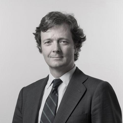 Fernando Olaso blanco y negro